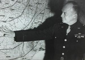 104 盟军统帅艾森武威尔将军