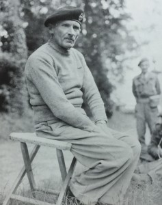105 英军蒙哥玛利将军