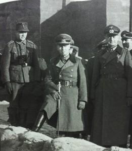 107 德B集团军总司令隆美尔元帅
