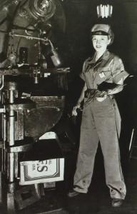 108 美国兵工厂女工