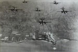 111 盟军A20轰炸机