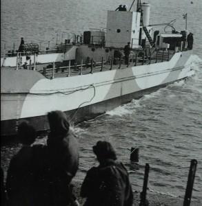 112 盟军坦克登陆艇