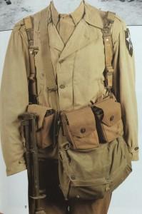 114 美军第2师步兵装备
