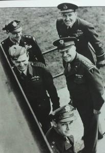 119 艾森武威尔将军与空军将领
