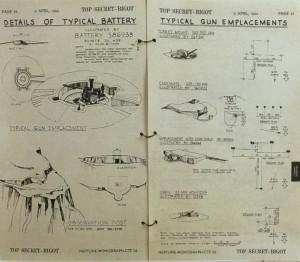121 德军防御工事资料