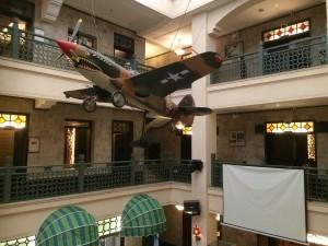 2015年3月_昆明飛虎餐廳內之飛虎戰機IMG_6560